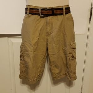 Men's Cargo Shorts by Plugg Size 30